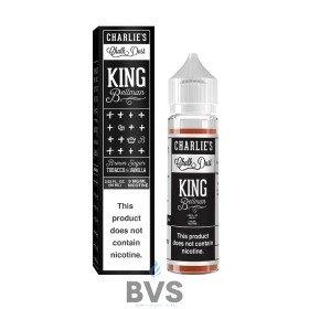 King Bellman 50ml Shortfill by Charlies Chalk Dust