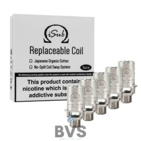 INNOKIN ISUB TANK REPLACEMENT COILS