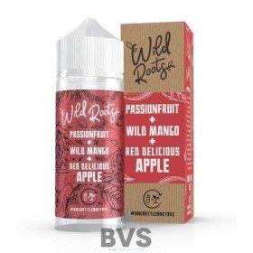 Wild Roots - Passionfruit, Wild Mango, Red Apple Eliquid Shortfill