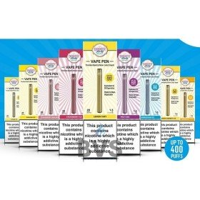 Dinner Lady Disposable Vape Pens - 9 Flavours