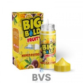 Mango Passion 100ml Shortfill by Big Bold Fruity