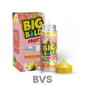 Pear Guava 100ml Shortfill by Big Bold Fruity