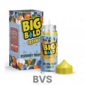 Blueberry Treats 100ml Shortfill by Big Bold Creamy