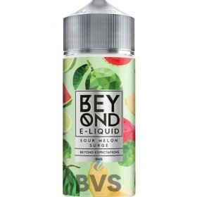 Sour Melon Surge by Beyond 100ml Shortfill