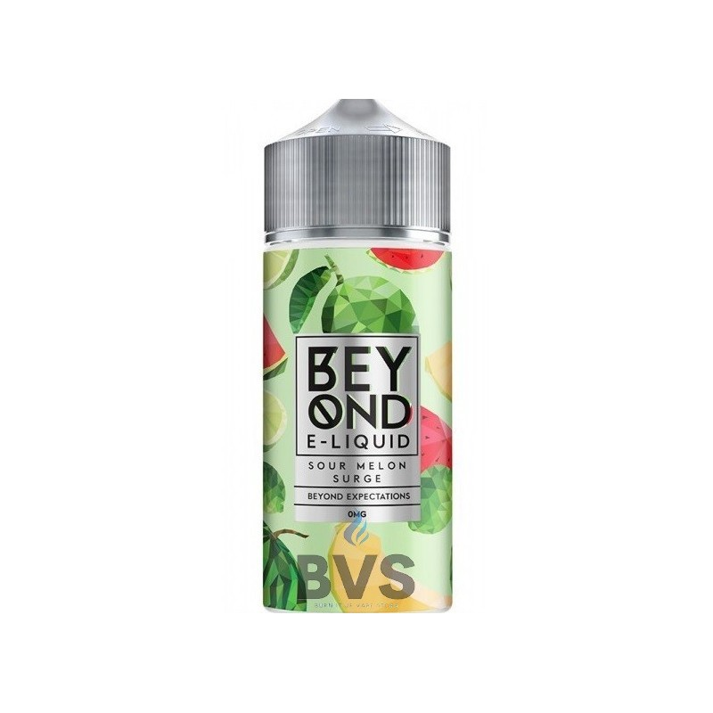 Sour Melon Surge by Beyond 100ml Shortfill