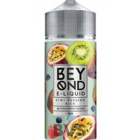Kiwi Passion Kick by Beyond 100ml Shortfill