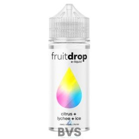 Citrus Lychee Ice by Fruit Drop 100ml Shortfill