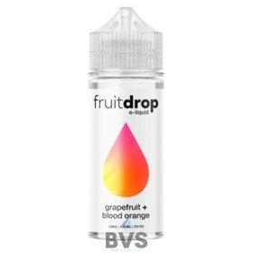 Grapefruit & Blood Orange by Fruit Drop 100ml Shortfill