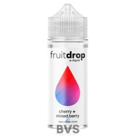 Cherry & Mixed Berry by Fruit Drop 100ml Shortfill