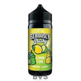 Lemon Lime by Seriously Slushy 100ml Shortfill