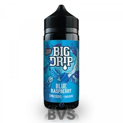 BLUE RASPBERRY SHORTFILL by BIG DRIP 100ML