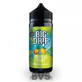 TROPICAL FRUIT SHORTFILL by BIG DRIP 100ML