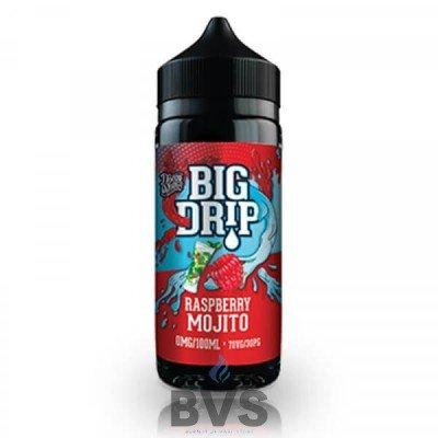 RASPBERRY MOJITO SHORTFILL by BIG DRIP 100ML