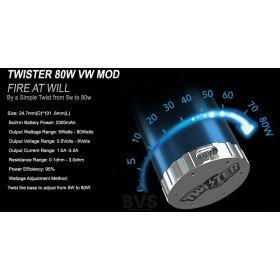 Freemax Twister Vape Kit