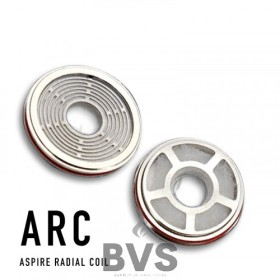 New ARC (Aspire Radial Coil) Technology  Revvo & Revvo Boost