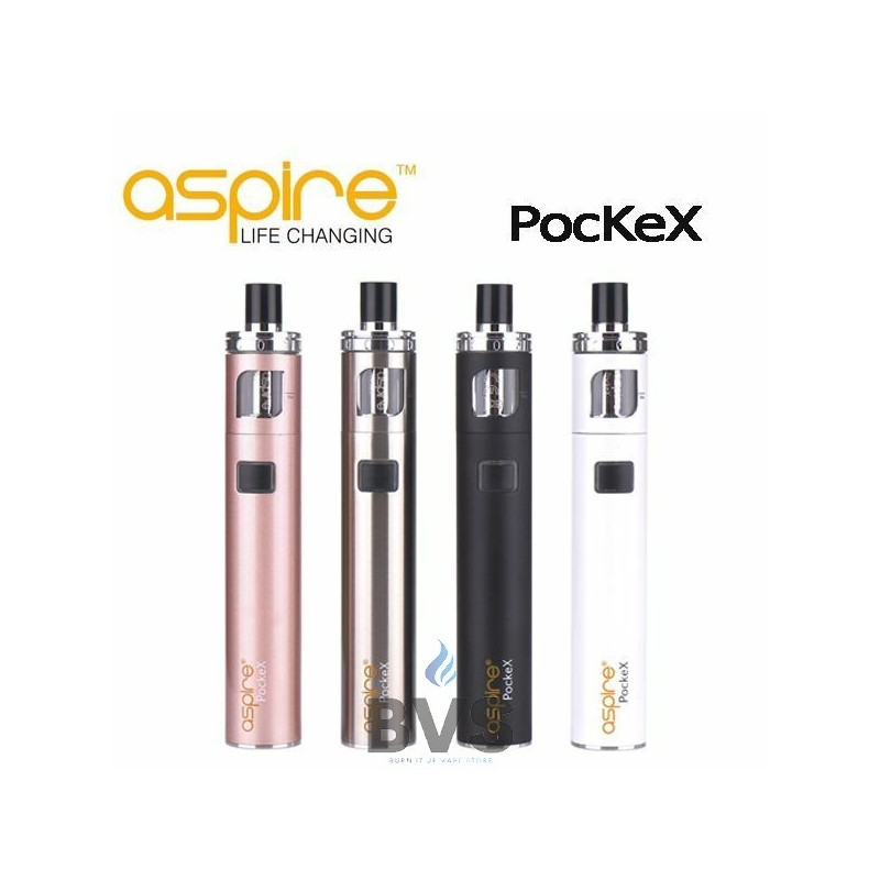 Aspire PockeX Kit Starter Kit