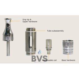 Aspire ET-S Glass Clearomiser