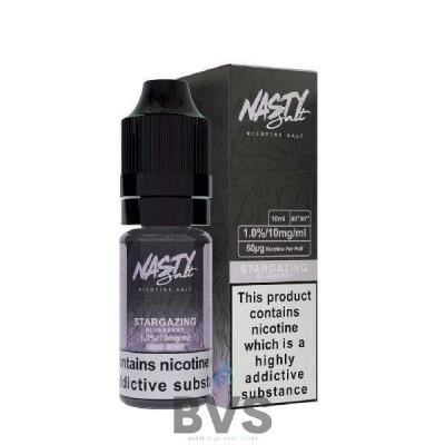 STARGAZING NIC SALT ELIQUID by NASTY SALTS