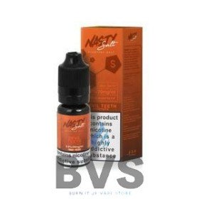 DEVIL TEETH NIC SALT ELIQUID by NASTY SALTS