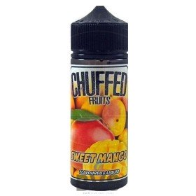SWEET MANGO 100ML SHORTFILL by CHUFFED FRUITS ELIQUID