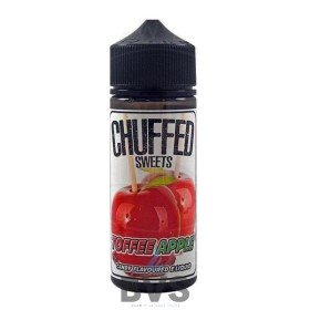 TOFFEE APPLE 100ML SHORTFILL by CHUFFED SWEETS ELIQUID