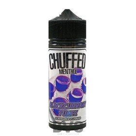 BLACKCURRANT TUNEZ 100ML SHORTFILL by CHUFFED MENTHOL ELIQUID