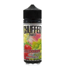 STRAWBBERRY & GRAPE 100ML SHORTFILL by CHUFFED FRUITS ELIQUID
