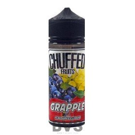 GRAPPLE 100ML SHORTFILL by CHUFFED FRUITS ELIQUID