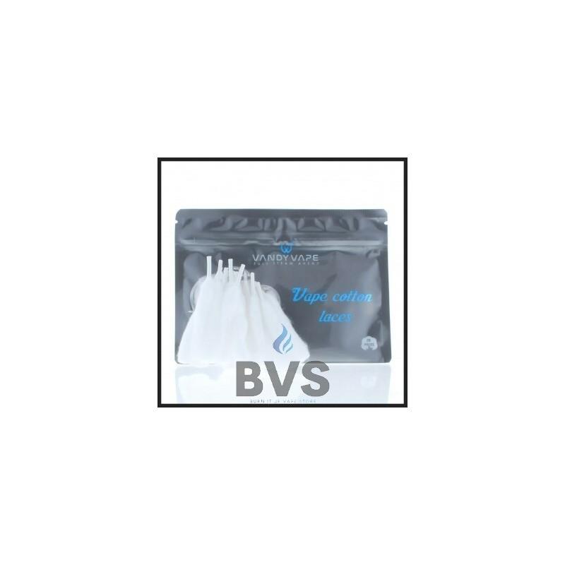 Vandy Vape Cotton Laces - 20 Pack