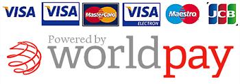 Safe Payments via WorldPay Burn It Up Vape Store