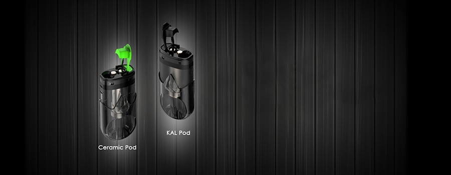 The I.O has a 1.4 Ohm resistance, available in ceramic and kanthal coil options.